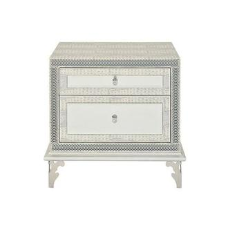 Hollywood Swank Pearl Nightstand