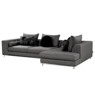 Henna Sectional Sofa w/Right Chaise