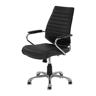 Enterprise Black Desk Chair