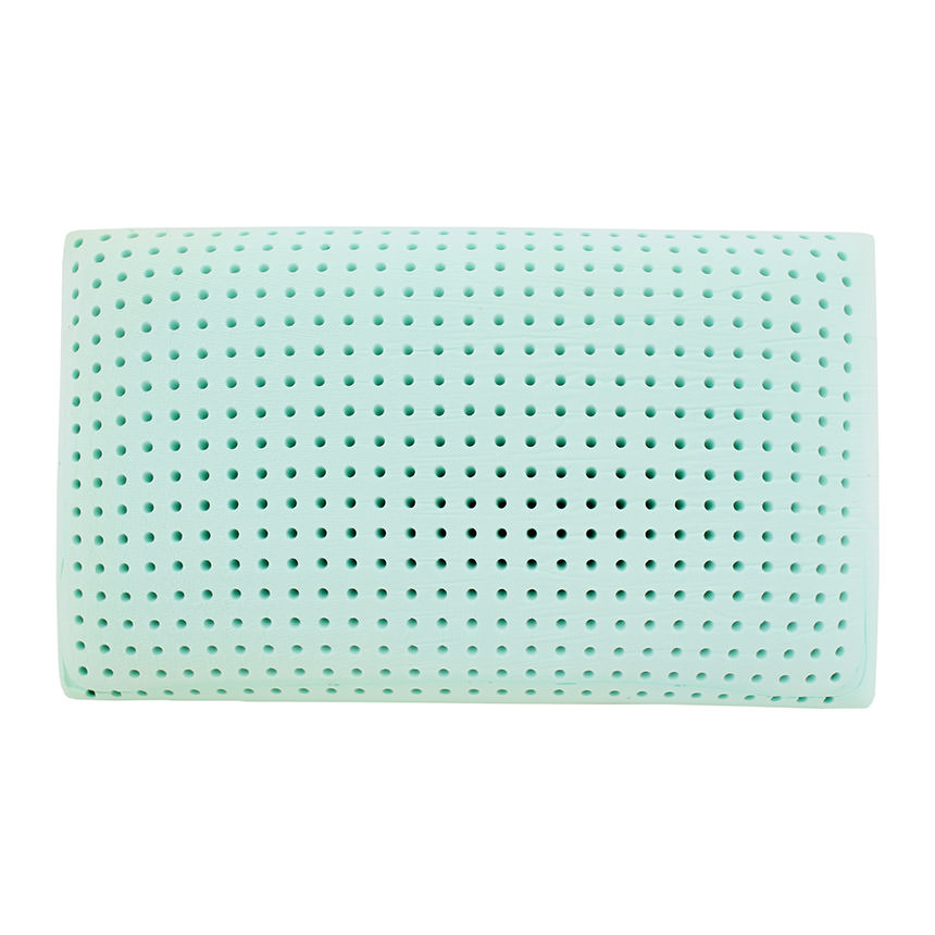 Bio Aloe Q/K Pillow By Blu Sleep Products  alternate image, 2 of 4 images.