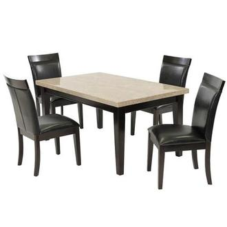 Arcadia 5-Piece Casual Dining Set