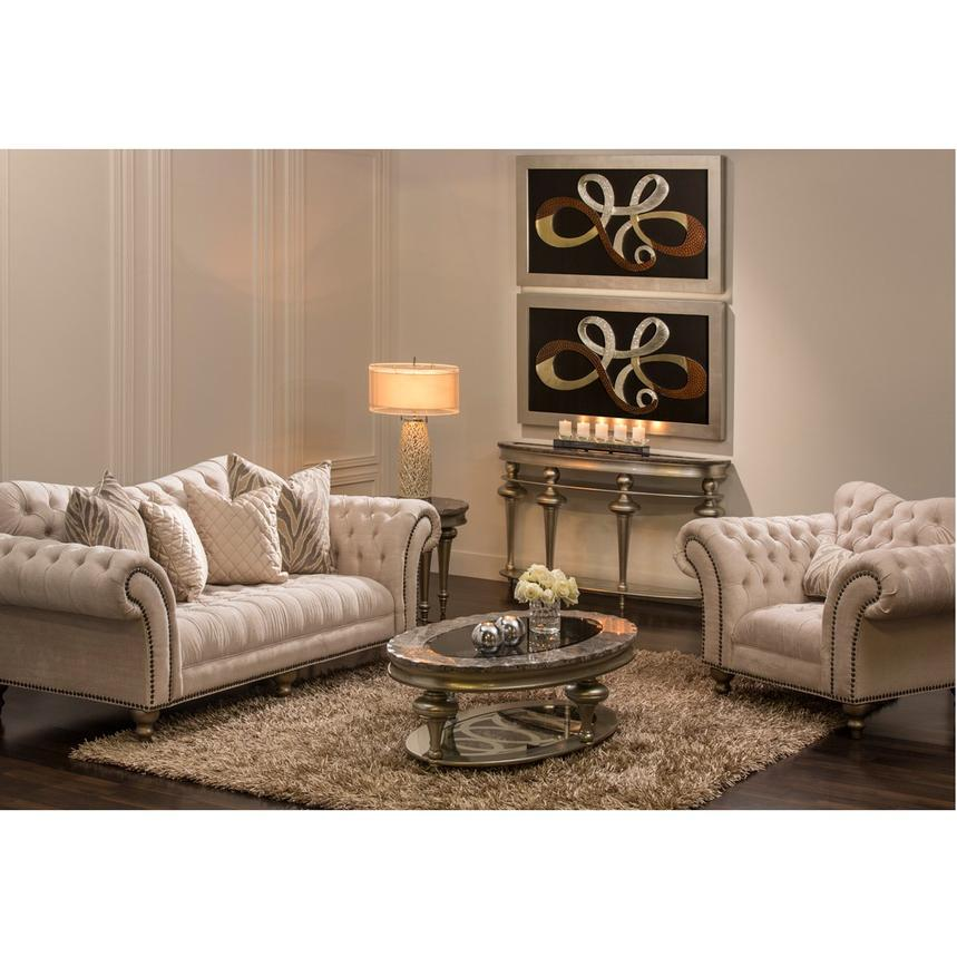 el dorado furniture miami Laura Cream Sofa | El Dorado Furniture el dorado furniture miami