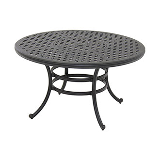Castle Rock Brown Round Dining Table