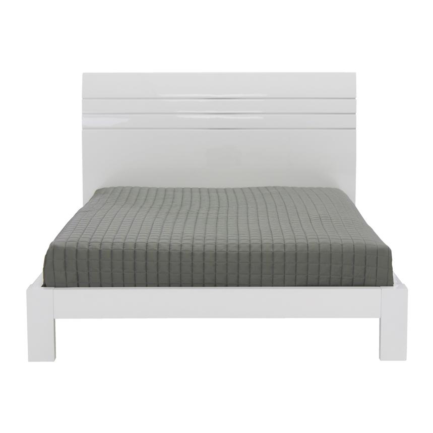Neiva King Platform Bed  alternate image, 3 of 6 images.