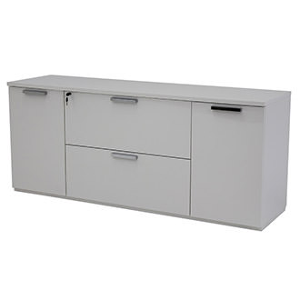 Sedona White Credenza Made in Italy