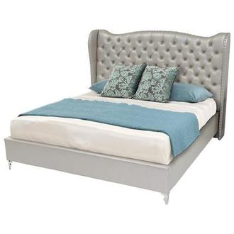 Hollywood Loft Frost King Platform Bed