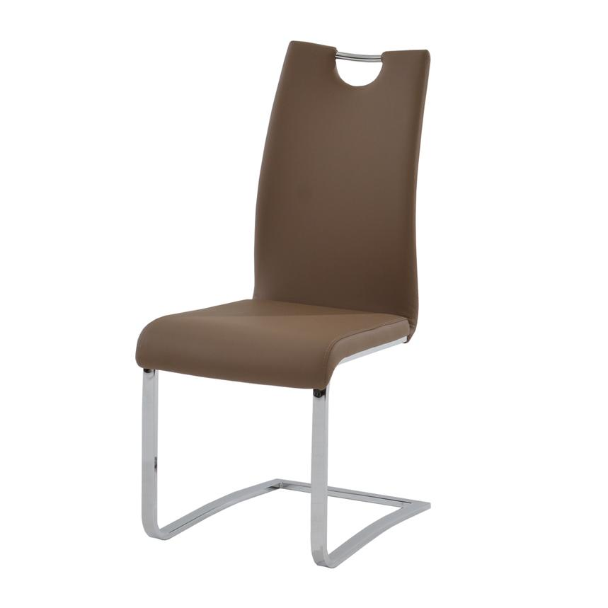 Josseline Taupe Side Chair  alternate image, 2 of 4 images.