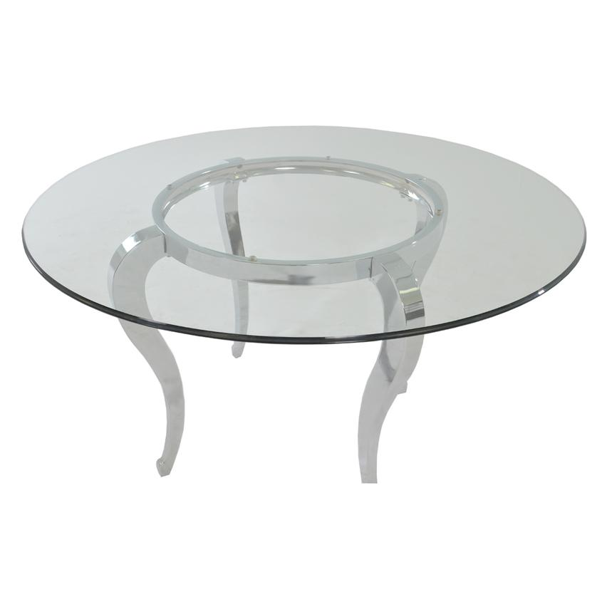Letticia Round Dining Table  alternate image, 3 of 3 images.