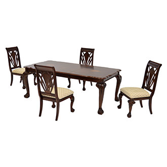 Eloisee 5-Piece Formal Dining Set