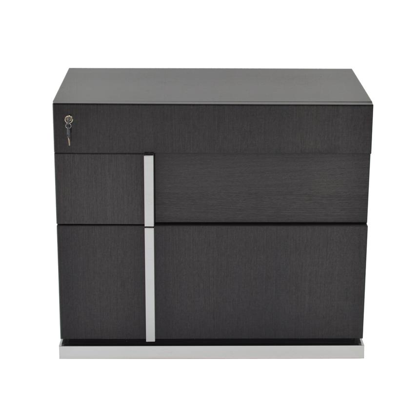 Valery Lateral File Cabinet Made in Italy  alternate image, 2 of 5 images.