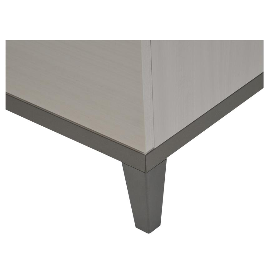 Mont Blanc Gray Dresser Made In Italy El Dorado Furniture