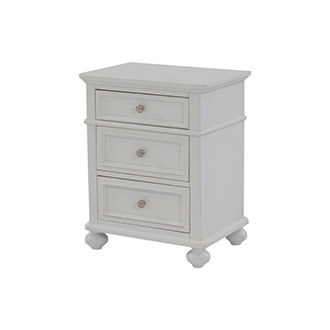 Kailee White Nightstand
