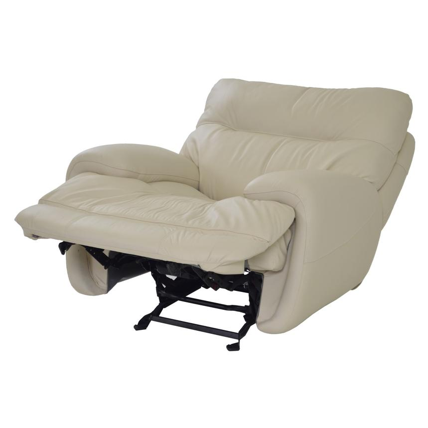 Well-liked Evian Cream Power Motion Leather Recliner | El Dorado Furniture AI95