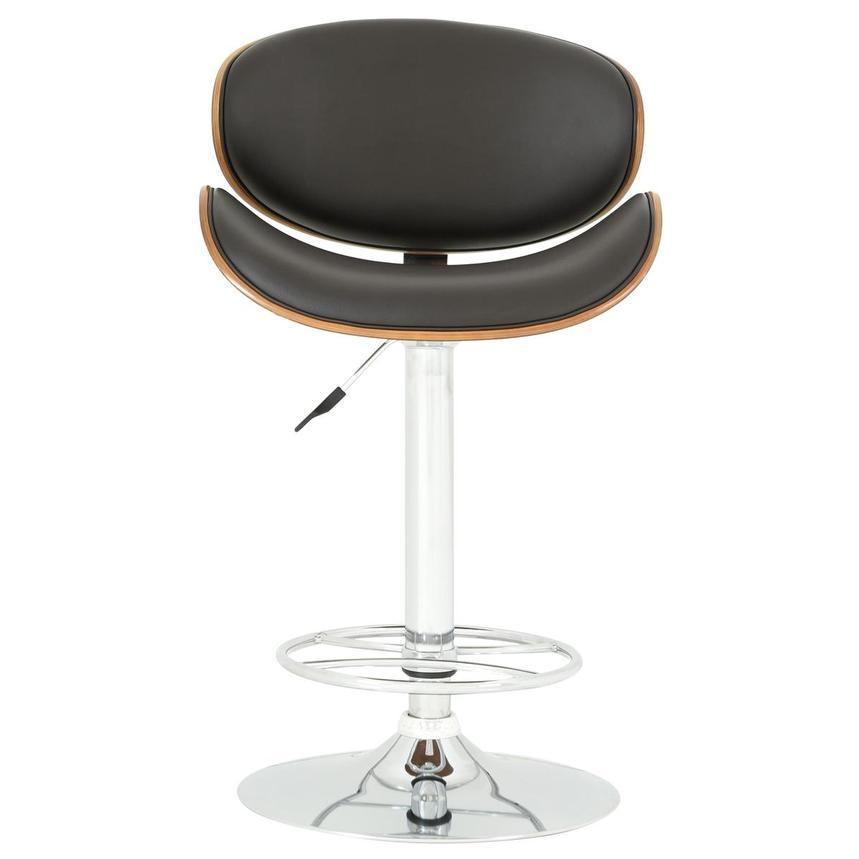 Fiorella Brown Adjustable Stool El Dorado Furniture