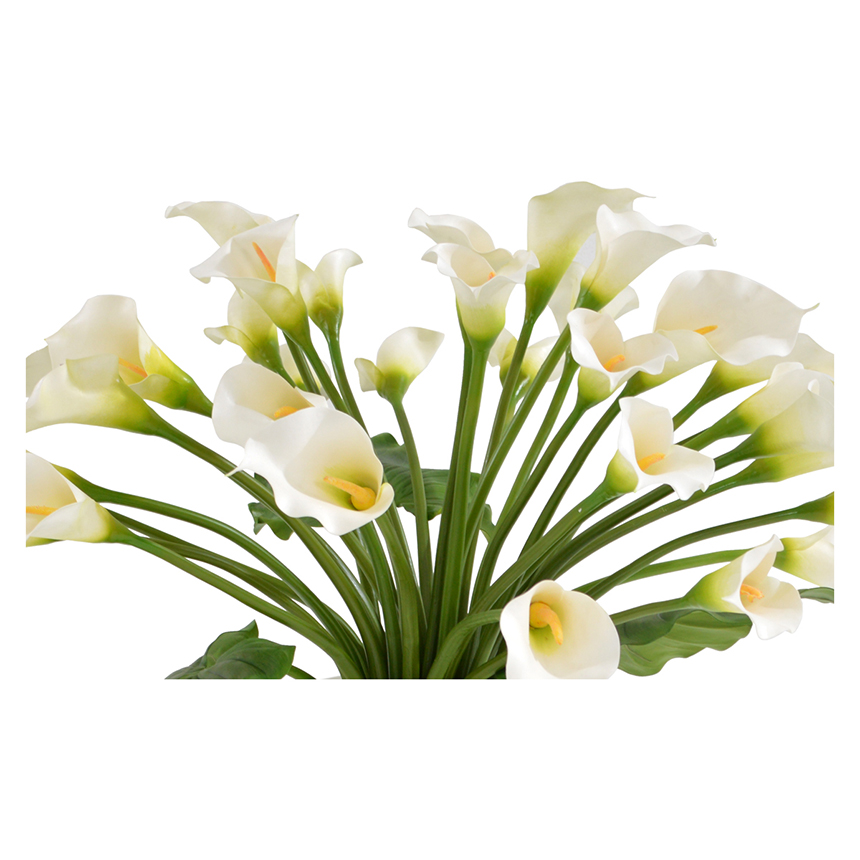 Bouquet of White Lilies Flower Arrangement  alternate image, 2 of 2 images.