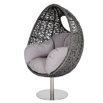 Nest Swivel Accent Chair