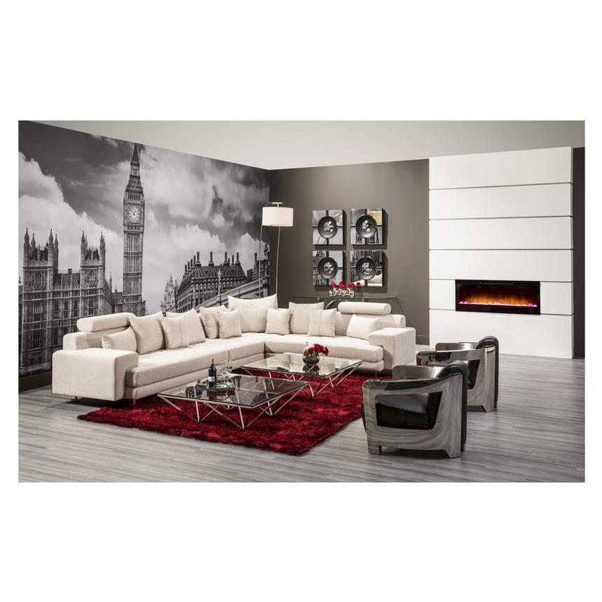Luciano Sectional Sofa  alternate image, 2 of 6 images.