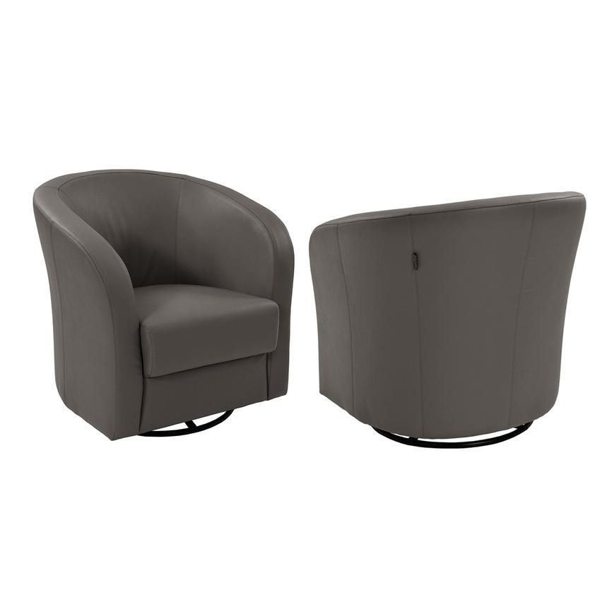 Strange Delia Gray Swivel Accent Chair Beatyapartments Chair Design Images Beatyapartmentscom