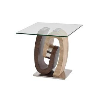 Serpentine Side Table