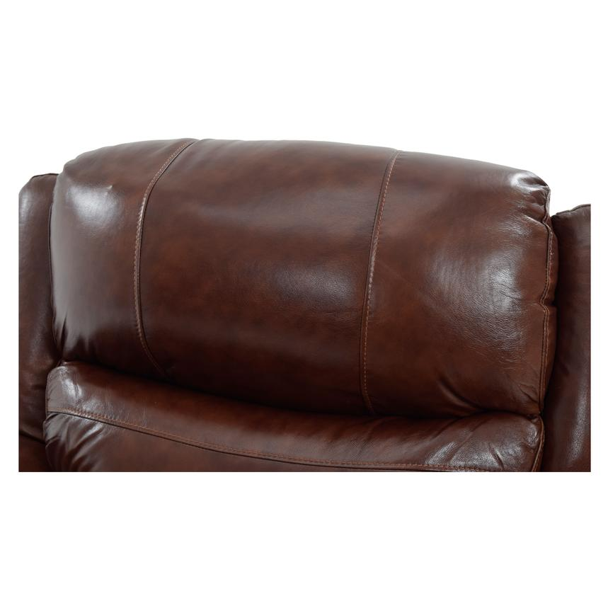 Abilene Leather Power Reclining Sofa  alternate image, 6 of 8 images.