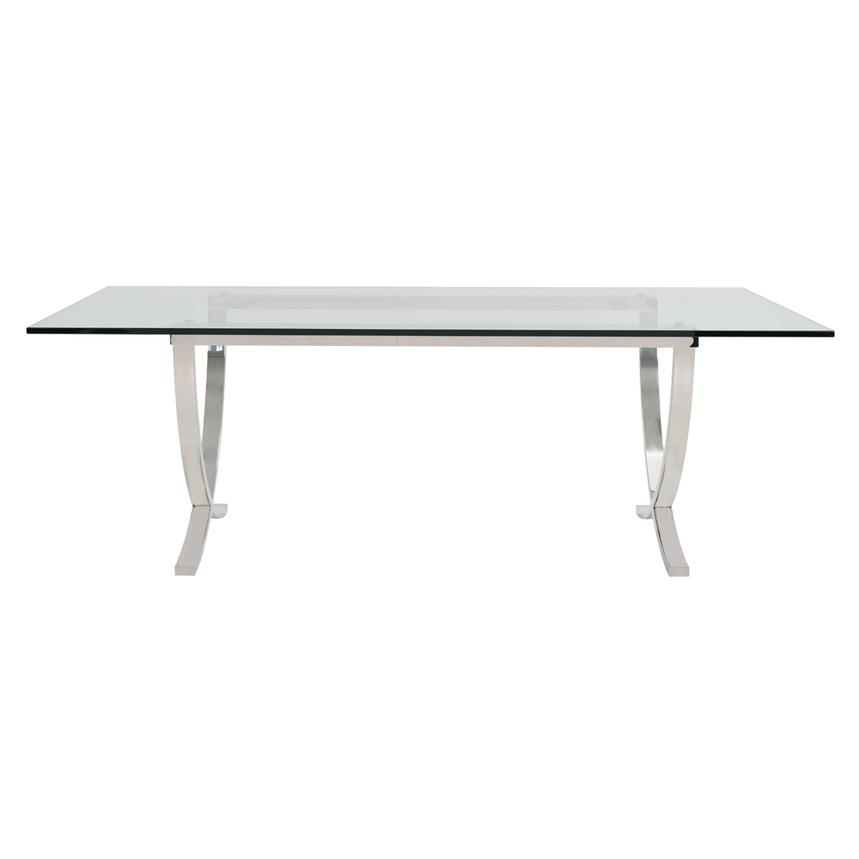 Luciele Rectangular Dining Table  alternate image, 2 of 3 images.