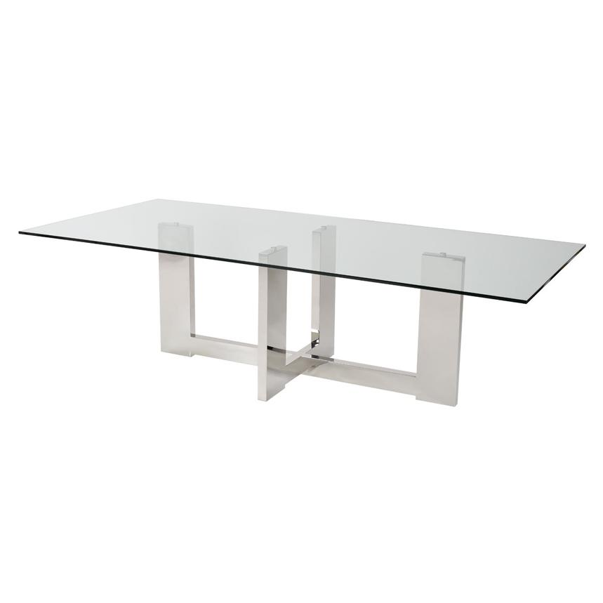 Opus Rectangular Dining Table  main image, 1 of 4 images.