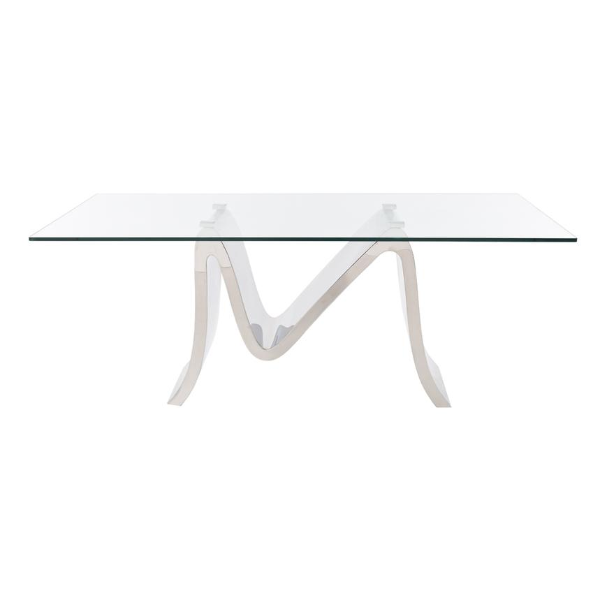 Maverick Rectangular Dining Table  alternate image, 3 of 5 images.