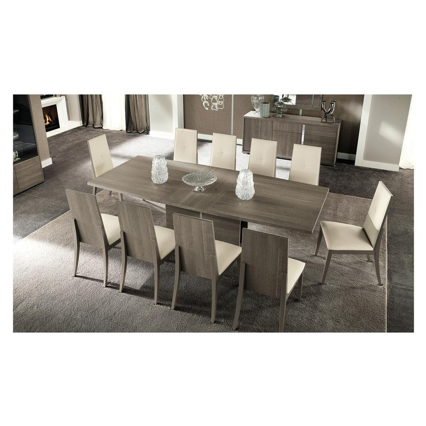 Tivo 5-Piece Formal Dining Set Made in Italy  alternate image, 3 of 14 images.