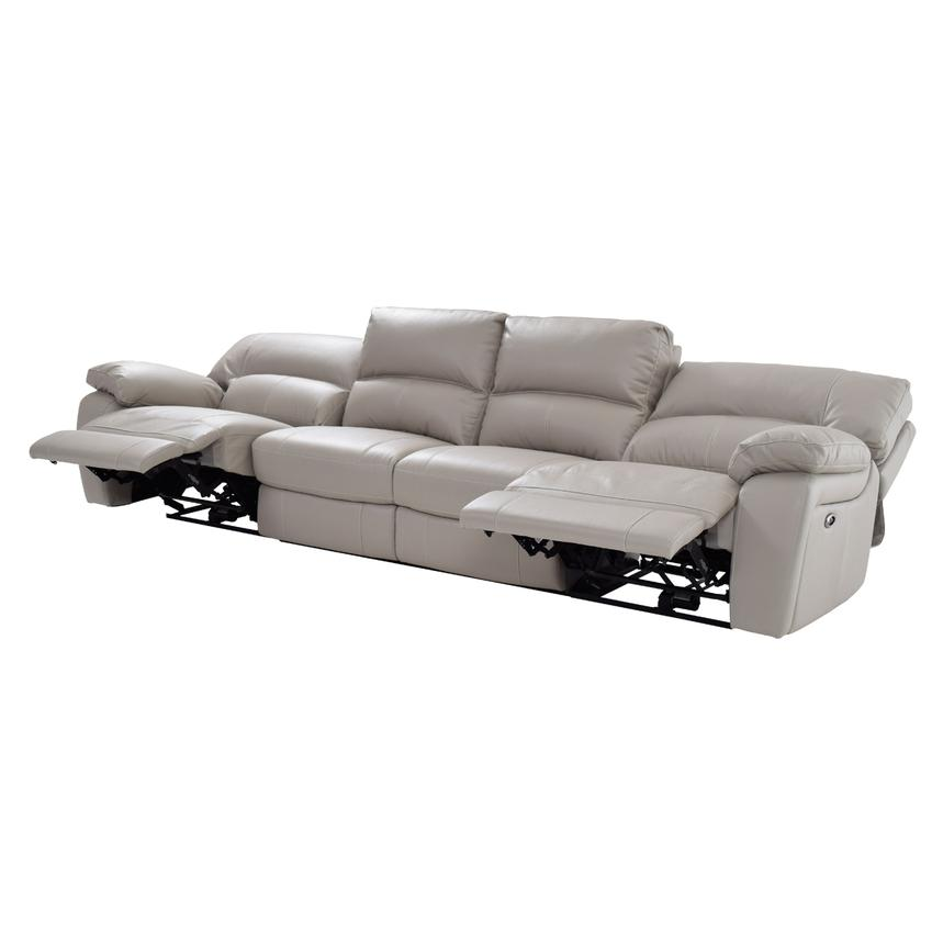 Camillo Gray Oversized Sofa  alternate image, 2 of 5 images.