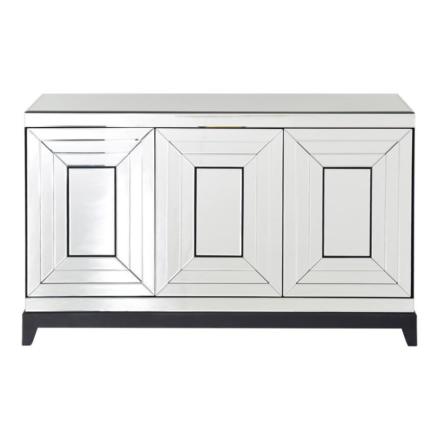 Zenti mirrored cabinet el dorado furniture for Cabine el dorado