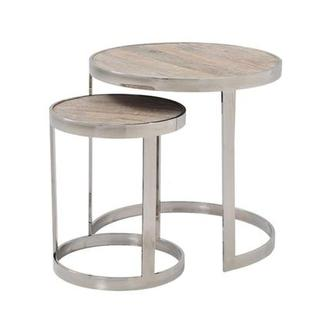 Briar Nesting Tables Set of 2