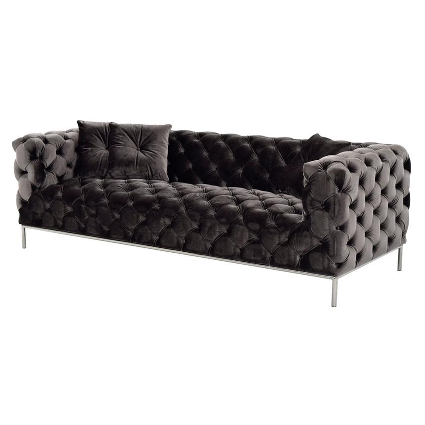Crandon Gray Sofa Main Image 1 Of 6 Images
