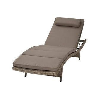 Neilina Brown Chaise Lounge