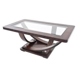 Pavillion Coffee Table w/Casters