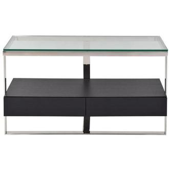 Calypso Black Console Table