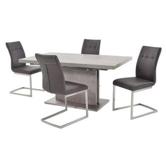 Kalinda 5-Piece Dining Set
