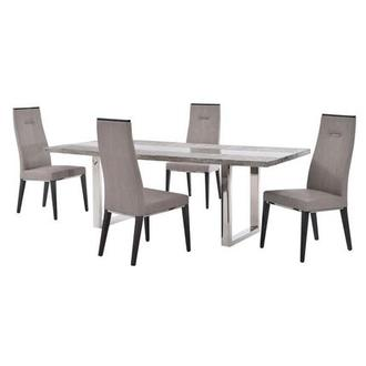 Skyscraper/Heritage 5-Piece Dining Set