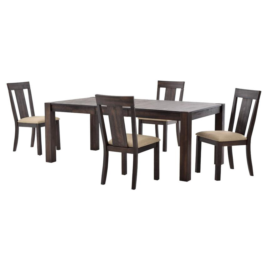 Chaney 5-Piece Formal Dining Set