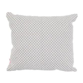 Dolce White Accent Pillow