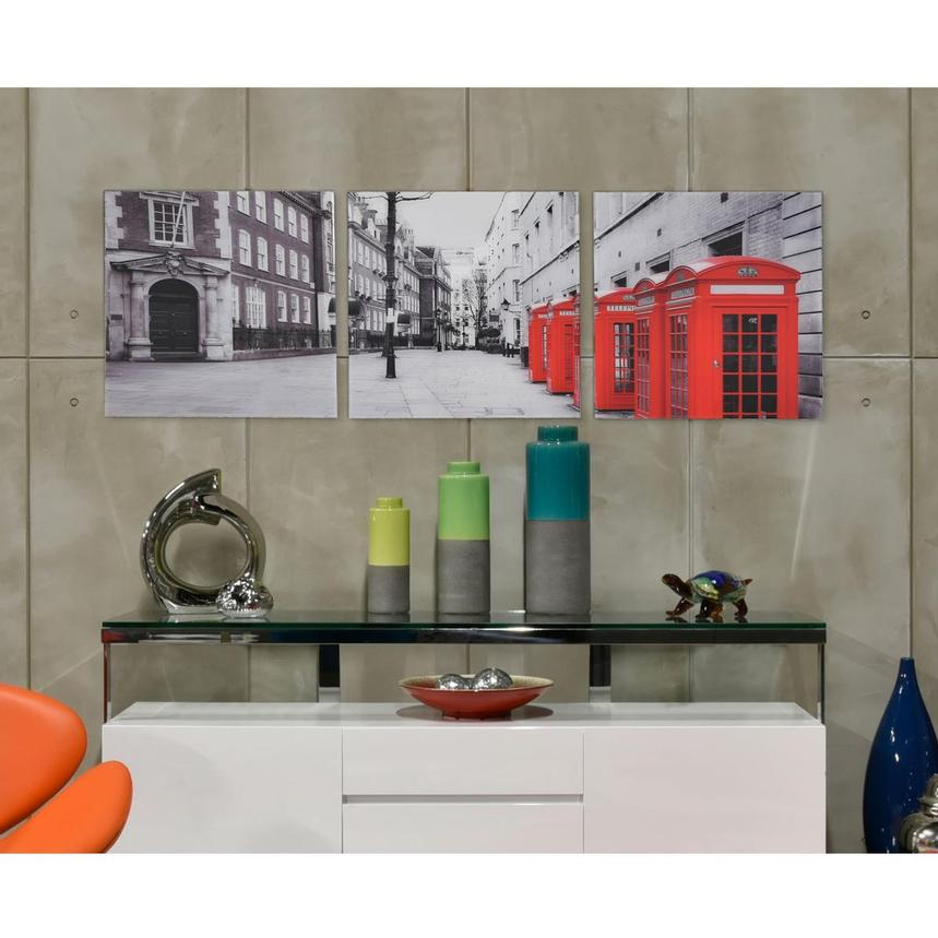 Ruen Set of 3 Acrylic Wall Art  alternate image, 2 of 4 images.