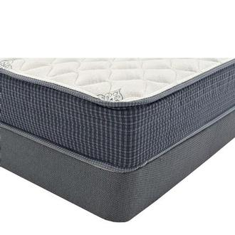 Pacific Heights King Mattress w/Low Foundation by Simmons Beautyrest Silver
