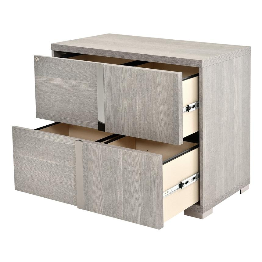 Tivo Lateral File Cabinet Made In Italy El Dorado Furniture