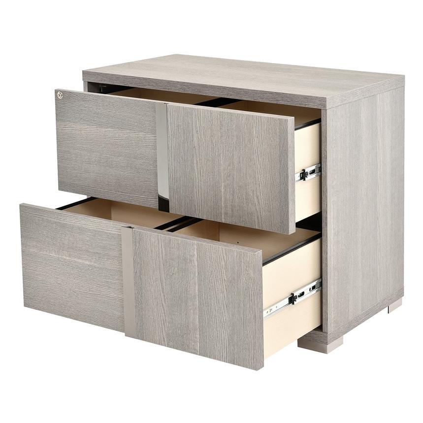 Tivo Lateral File Cabinet Made In Italy El Dorado Furniture