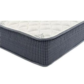Pacific Heights Queen Mattress by Simmons Beautyrest Silver