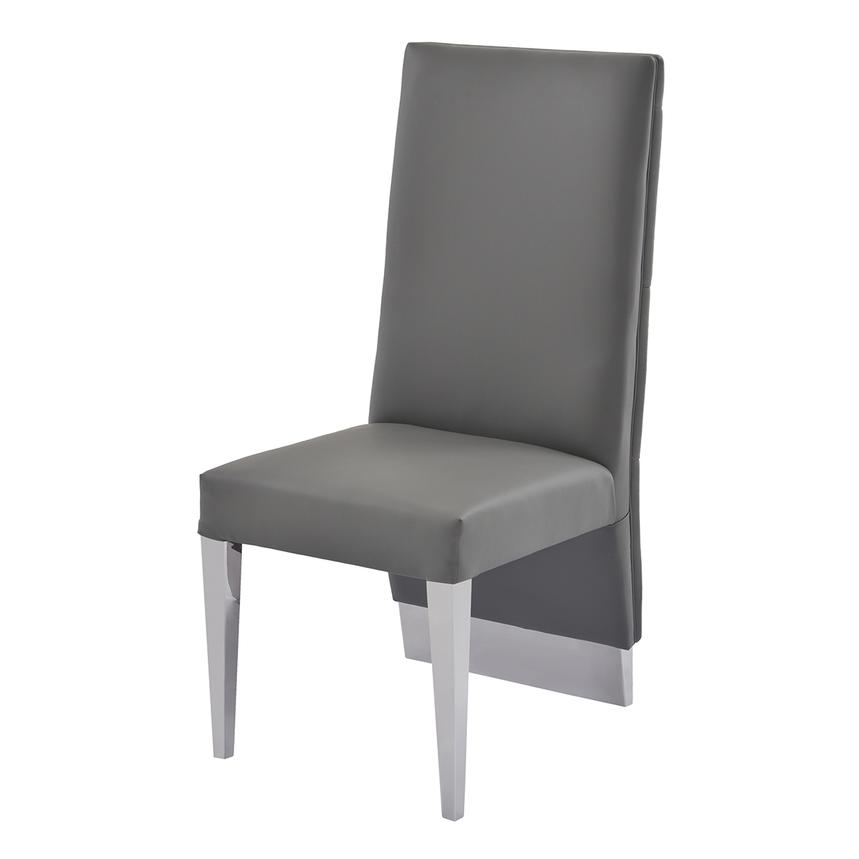Ulysis Gray Side Chair  alternate image, 2 of 5 images.