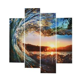 Onda Acrylic Wall Art