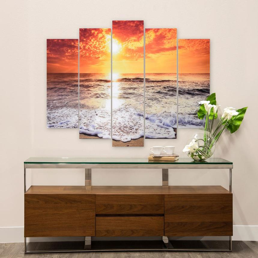 Mer Ii Acrylic Wall Art El Dorado Furniture