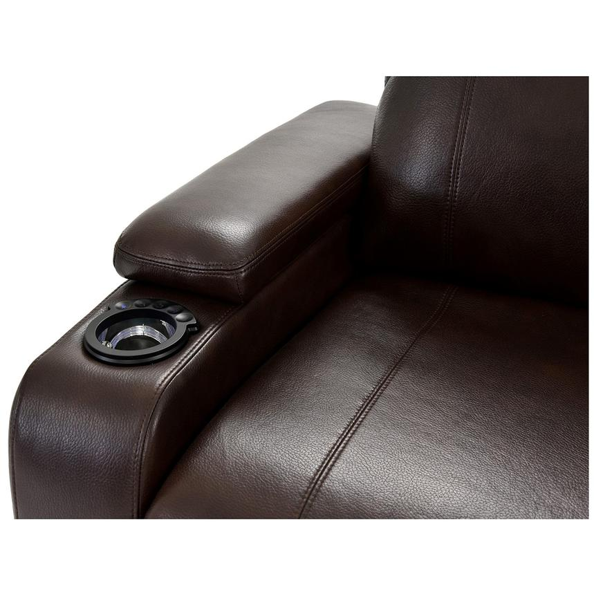 Magnetron Brown Home Theater Seating  alternate image, 7 of 10 images.