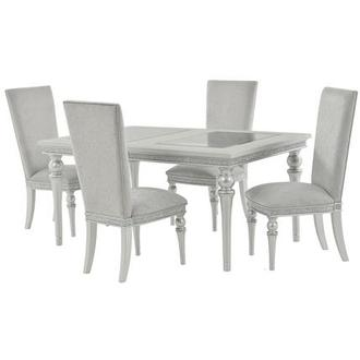 Melrose 5-Piece Formal Dining Set