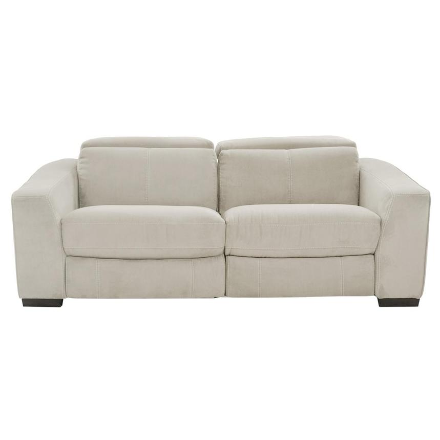 Jameson White Loveseat  alternate image, 3 of 8 images.